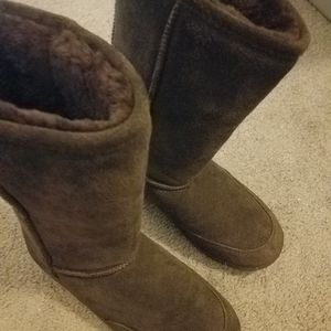Girls Bearpaw Boots